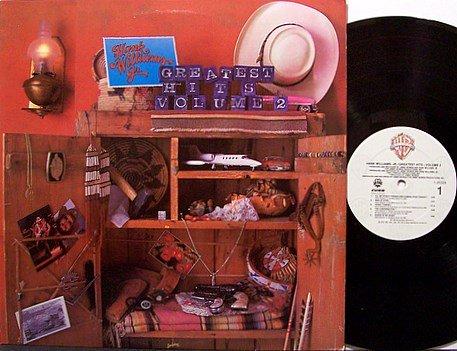 Williams, Hank Jr. - Greatest Hits Volume 2 - Vinyl LP Record - Country