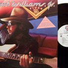 Williams, Hank Jr. - Five-O - Vinyl LP Record - Promo - Five-0 - Country