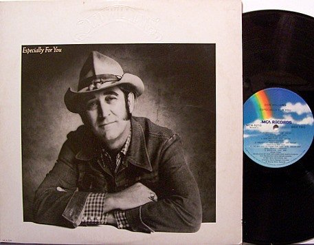 Williams, Don - Especially For You - Vinyl LP Record - Country