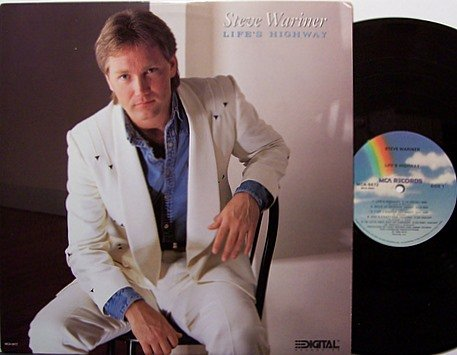 Wariner, Steve - Life's Highway - Vinyl LP Record - Country