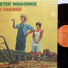 Wagoner, Porter - The Farmer - Signed / Autographed - Vinyl LP Record - Country