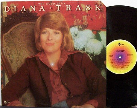 Trask, Diana - The Mood I'm In - Vinyl LP Record - Country