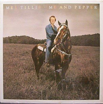 Tillis, Mel - Me And Pepper - Sealed Vinyl LP Record - Country