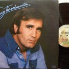 Throckmorton, Sonny - Last Cheater's Waltz - Vinyl LP Record - Promo - Country
