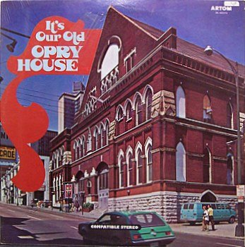 Swinney, J.T. - It's Our Old Opry House - Sealed Vinyl LP Record - Ryman Auditorium - Country