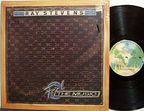 Stevens, Ray - Feel The Music - Vinyl LP Record - Country
