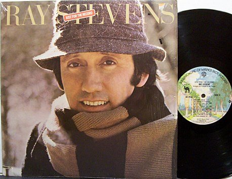 Stevens, Ray - Just For The Record - Vinyl LP Record - Country