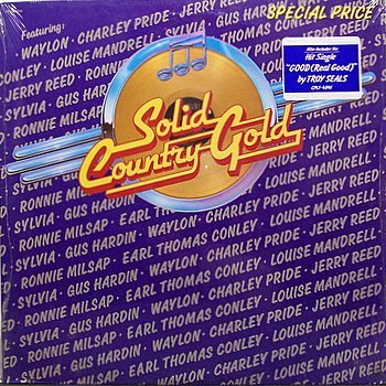 Solid Country Gold - Various Artists From RCA Label - Sealed Vinyl LP Record - Country