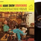 Snow, Hank - More Hank Snow Souvenirs - Vinyl LP Record - Country