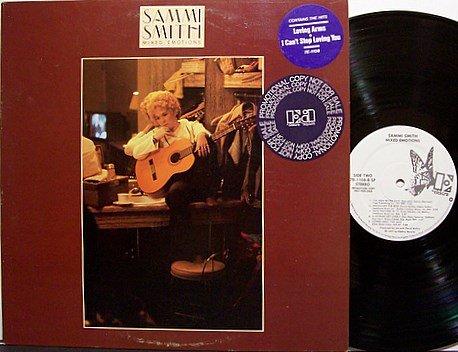 Smith, Sammi - Mixed Emotions - Vinyl LP Record - White Label Promo - Country