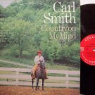 Smith, Carl - Country On My Mind - Vinyl LP Record