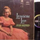Shepard, Jean - Lonesome Love - UK Pressing - Vinyl LP Record - Country
