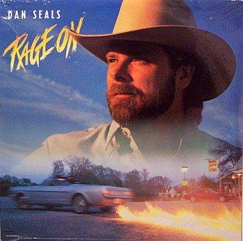 Seals, Dan - Rage On - Sealed Vinyl LP Record - Country