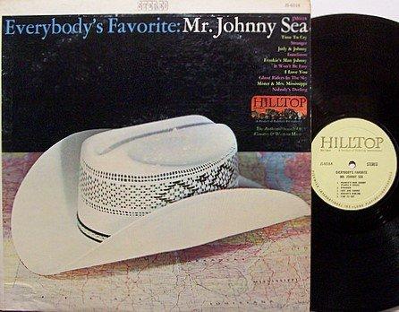 Sea, Johnny - Everybody's Favorite - Vinyl LP Record - Country