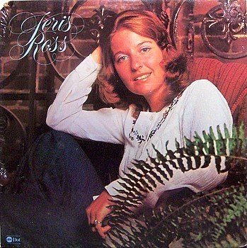 Ross, Jeris - Self Titled - Sealed Vinyl LP Record - Country