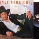 Rodriguez, Johnny - After The Rain - Vinyl LP Record - Promo - Country