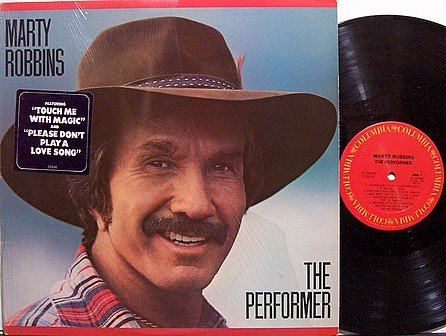 Robbins, Marty - The Performer - Vinyl LP Record - Country