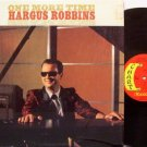 Robbins, Hargus - One More Time - Vinyl LP Record - Country