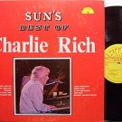 Rich, Charlie - Sun's Best Of Charlie Rich - Vinyl LP Record - Country