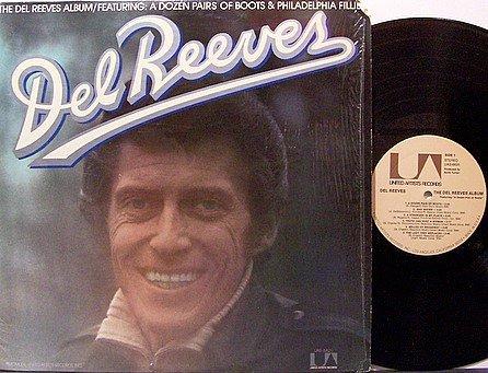 Reeves, Del - The Del Reeves Album - Vinyl LP Record - Country