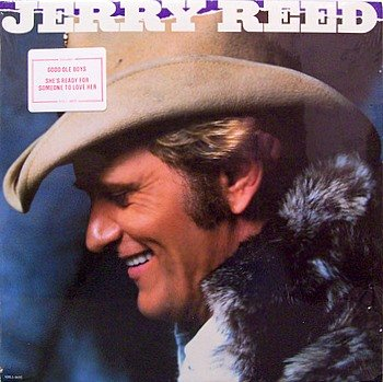 Reed, Jerry - Self Titled - Sealed Vinyl LP Record - Country