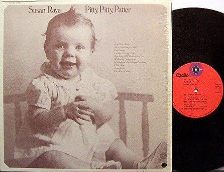 Raye, Susan - Pitty Pitty Patter - Vinyl LP Record - Country