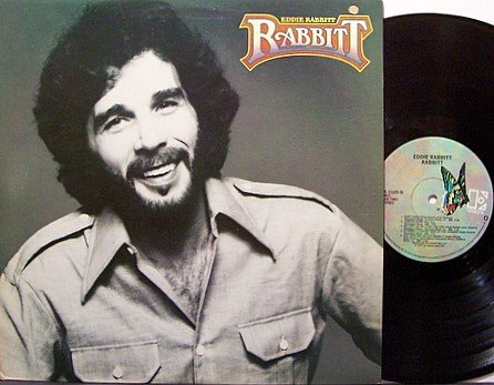 Rabbitt, Eddie - Rabbitt - Vinyl LP Record - Country