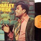 Pride, Charley - The Best Of Charley Pride Vol. II - Vinyl LP Record - Country