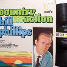 Phillips, Bill - Country Action - Vinyl LP Record