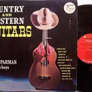 Parman, Cliff And His Boys - Country And Western Guitars - Vinyl LP Record