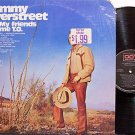 Overstreet, Tommy - My Friends Call Me T.O. - Vinyl LP Record - Country