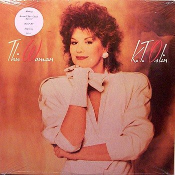 Oslin, K.T. - This Woman - Sealed Vinyl LP Record - Country