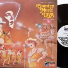 Opryland Presents Country Music USA - 1981 Cast Album - Vinyl LP Record - Nashville Theme Park