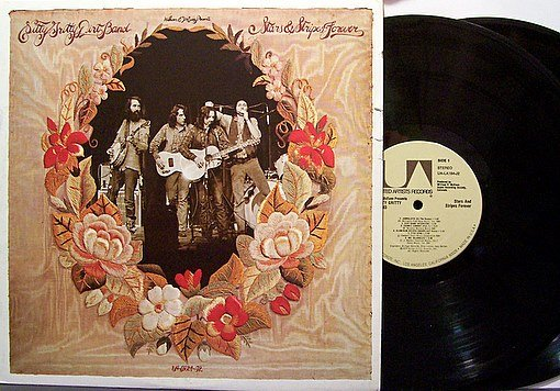 Nitty Gritty Dirt Band - Stars & Stripes Forever - Vinyl 2 LP Record Set - Country