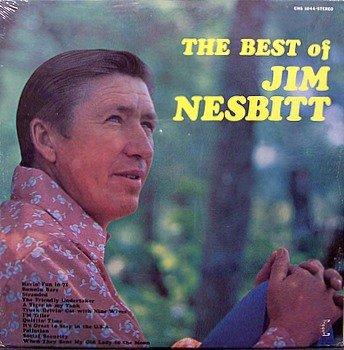 Nesbitt, Jim - The Best Of Jim Nesbitt - Sealed Vinyl LP Record - Country
