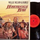 Nelson, Willie & Family - Honeysuckle Rose Soundtrack - Vinyl 2 LP Record Set - Country