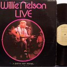 Nelson, Willie - Live I Gotta Get Drunk - Vinyl LP Record - Country