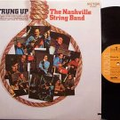 Nashville String Band, The - Strung Up - Vinyl LP Record - Country