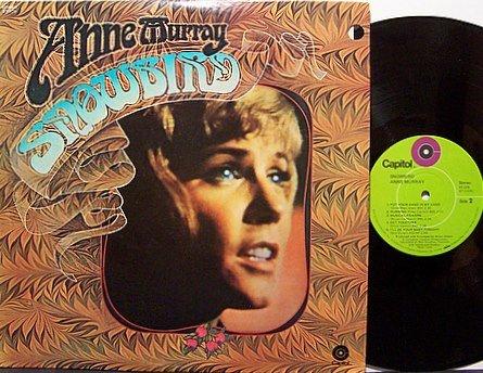 Murray, Anne - Snowbird - Vinyl LP Record - Country