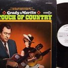 Martin, Grady - A Touch Of Country - Vinyl LP Record - White Label Promo