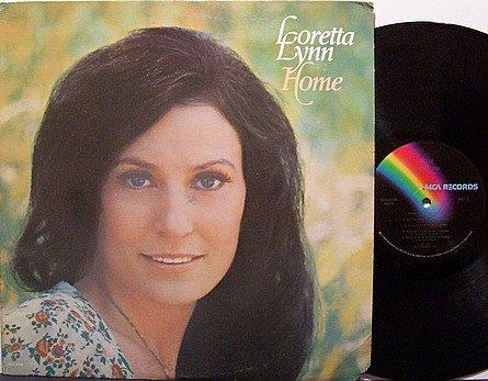 Lynn, Loretta - Home - Vinyl LP Record - Country