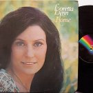 Lynn, Loretta - Home - Vinyl LP Record - Country