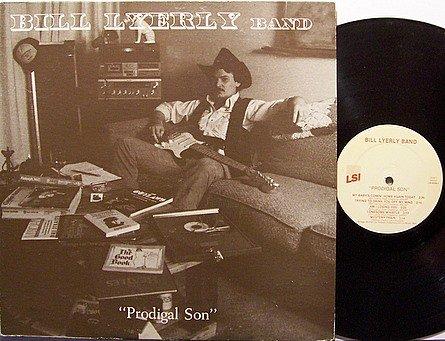 Lyerly, Bill - Prodigal Son - Vinyl LP Record - Country Rock