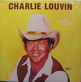 Louvin, Charlie - Stars Of The Grand Ole Opry - Sealed Vinyl LP Record - Country
