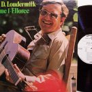 Loudermilk, John D. - Volume 1 Elloree - Vinyl LP Record - White Label Promo - Country