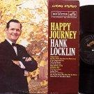 Locklin, Hank - Happy Journey - Vinyl LP Record - Country