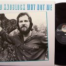 Knoblock, Fred - Why Not Me - Vinyl LP Record - Country