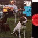King, Claude - Friend Lover Woman Wife - Vinyl LP Record - Country
