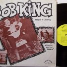 King, Bob - Keepin' It Country - Vinyl LP Record - Rockabilly