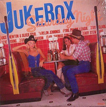 Jukebox Saturday Night - Sealed Vinyl LP Record - Various Artists - Country